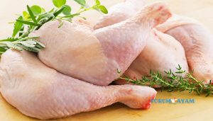 Daging Ayam keras